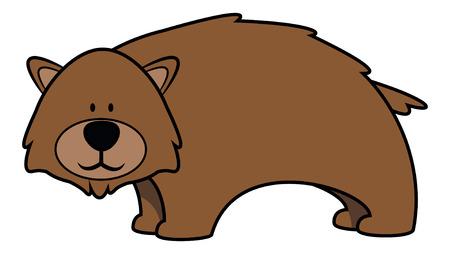 baby bear: Bear baby
