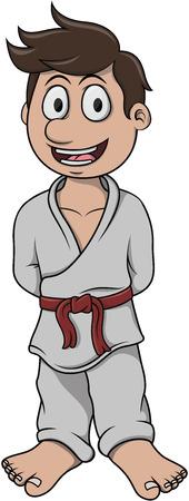 self defense: Self defense cartoon design