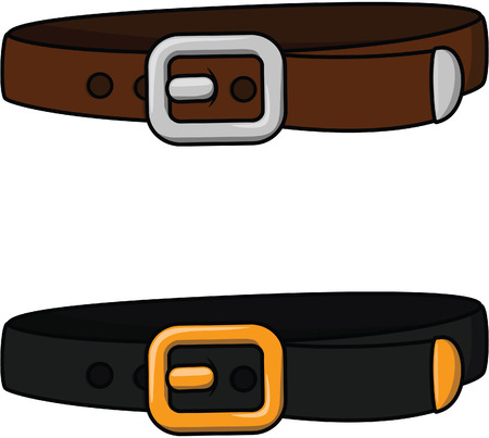 buckles: Belt Illustration