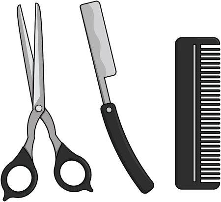 barbershop: Barbershop tools
