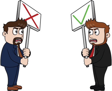 dissent: employee dissent