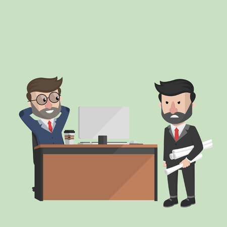 backlog: Bad and good employee