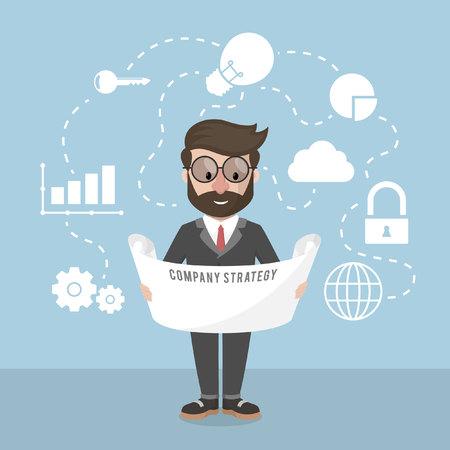 employers: employers plan company strategy