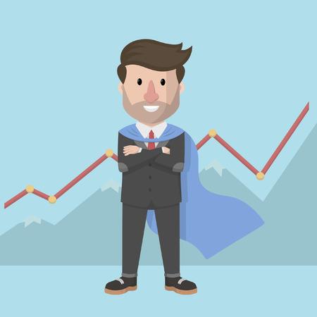 advances: advances a super businessman