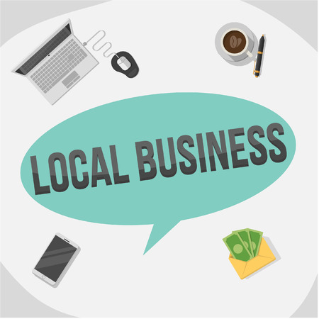 local business: local business
