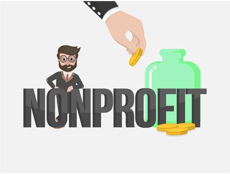 non: businessman non profit