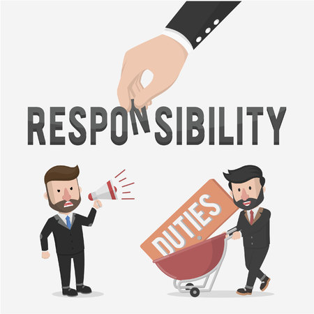 duties: responbility businessman duties