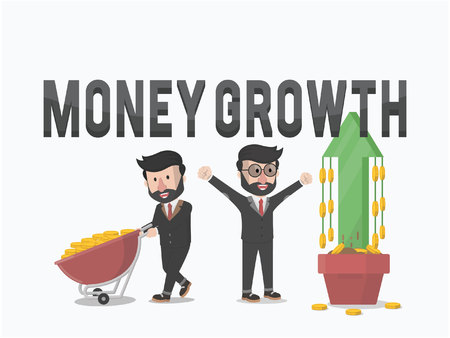 employers: employers take the result of the growth money