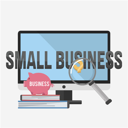 small business: searching small bank business