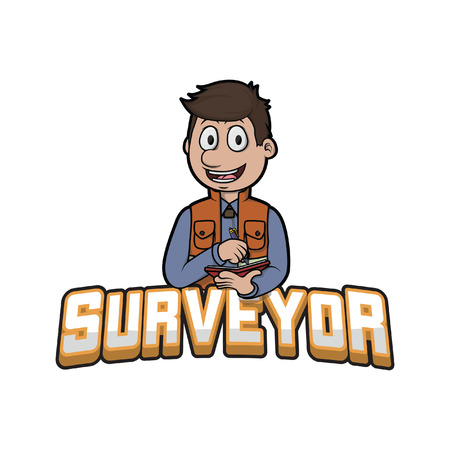 surveyor illustration design Illustration