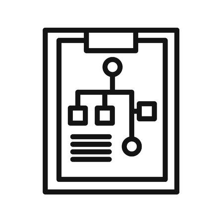 workflow: workflow process vector illustration design Illustration