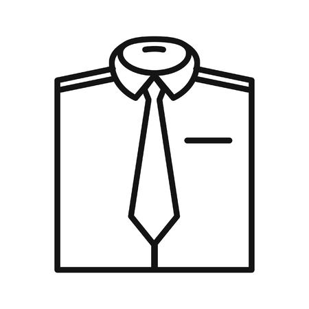 formal shirt: formal shirt vector illustration design