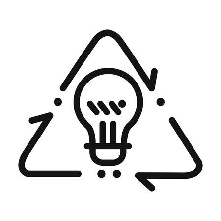 idea generation: idea generation vector illustration design