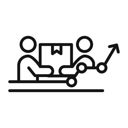 team effort: team effort vector illustration design