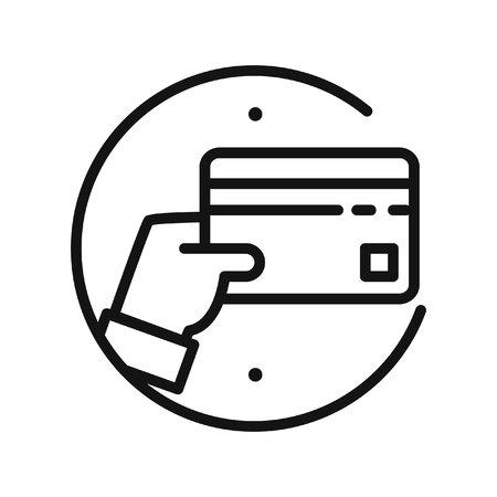 bank card payment vector illustration design Illustration