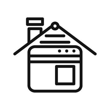 home page: website home page vector illustration design