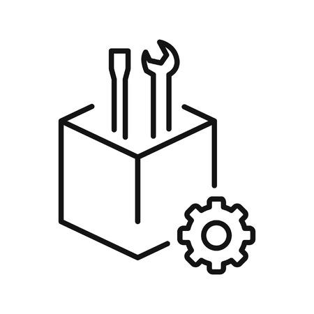 resource: tech resource icon illustration design