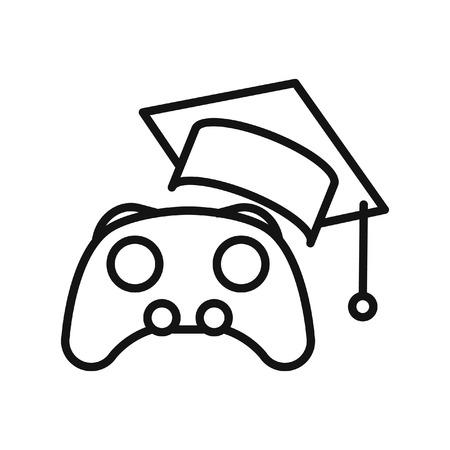 game based learning illustration design