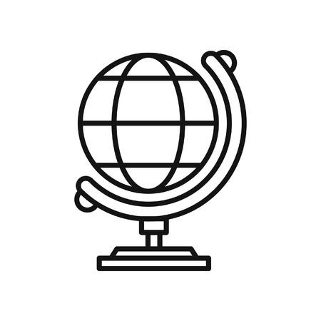 geography: geography icon illustration design