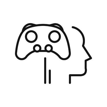 mind games: mind games illustration design