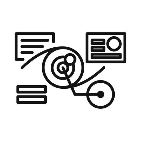 augmentation: eyetap augmentation illustration design
