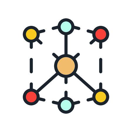 channel: multi channel marketing icon