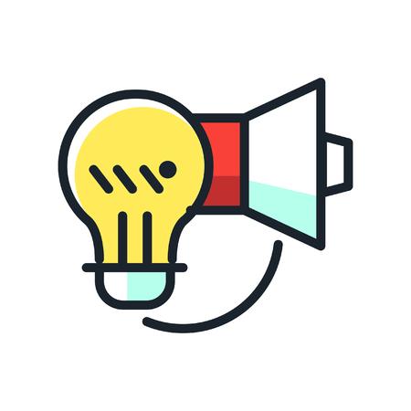idea promote icon color