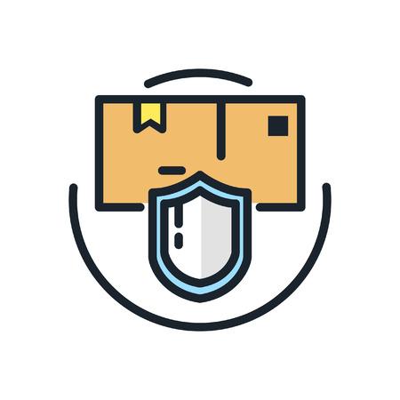 warranty: product warranty icon color