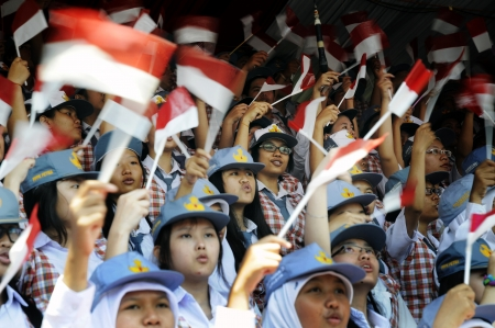 Choral Group for Indonesian Independence Day Editorial