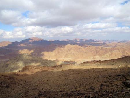 monte sinai: Monte Sina�, Egipto