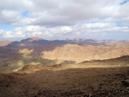 monte sinai: Monte Sinaí, Egipto