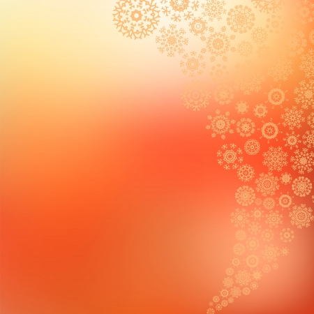 Elegant Christmas background snowflakes     EPS8 Stock Vector - 17525717