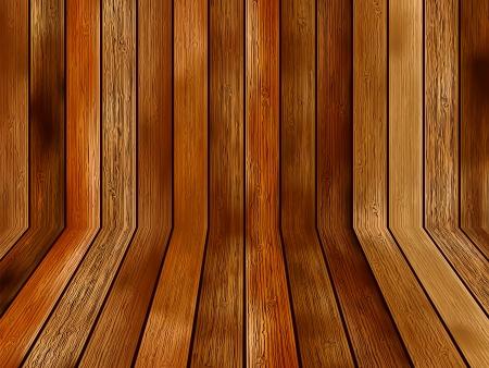 Abstracte houten achtergrond EPS8