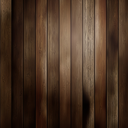 boarded: Abstract wood background       Illustration