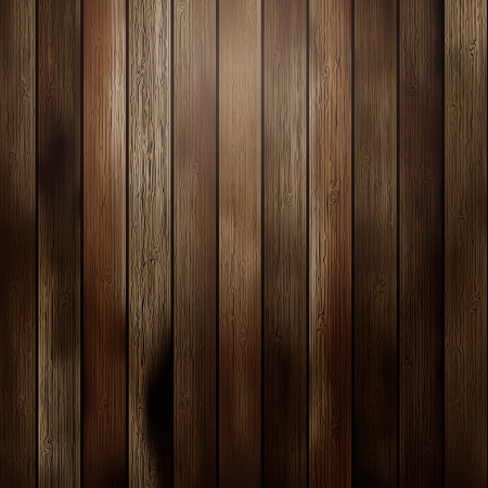 Colorful wooden with copyspace Illustration