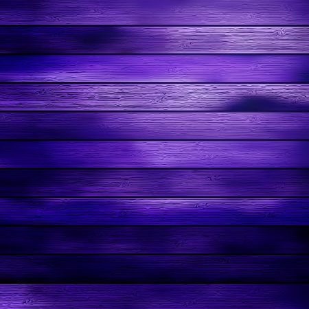 cracked wall: Abstract Wood plank purple texture Illustration