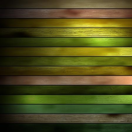wijzigen: Wijzigen hout patroon decoratie muur