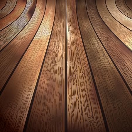 flooring design: Laminate wood texture Illustration