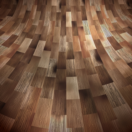 Wood panels used as background Stock Vector - 20016522