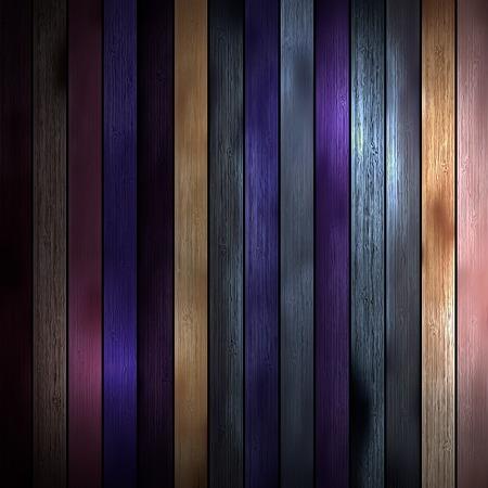 Modify wood pattern   decoration wall  Illustration