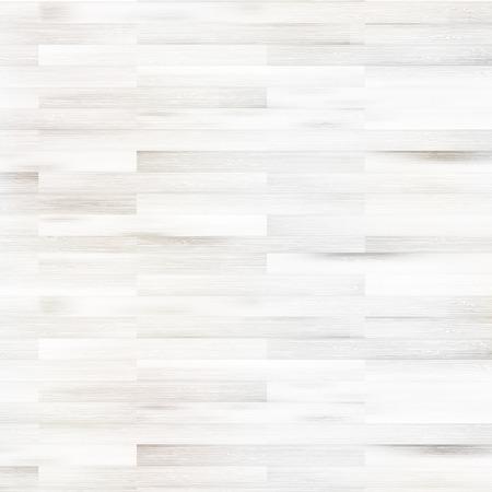 flooring: White wooden parquet flooring    EPS10