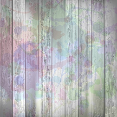 hometown: Wooden with paint splashes template  plus