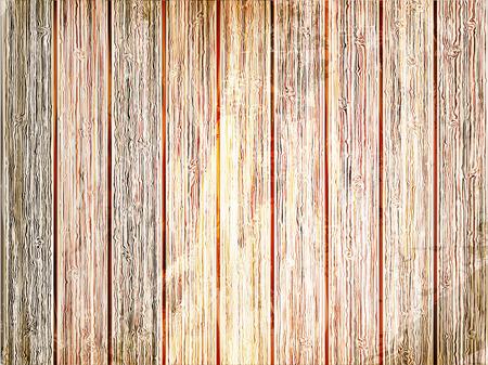 Vintage wood background template. plus EPS10 Illustration