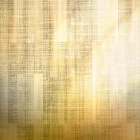 Gouden houten grunge achtergrond. Plus EPS10 Stockfoto