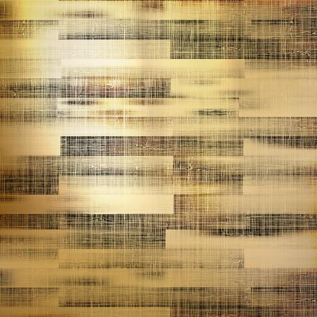 Gold wood background. plus EPS10 Stock Photo