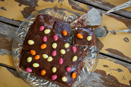 bisquit: Easter bisquit cake