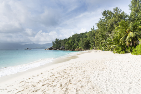 soleil: Beautiful Anse Soleil in the south of Mahe, Seychelles