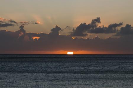 fuerteventura: Sunset at Jandia Beach in Fuerteventura, Spain