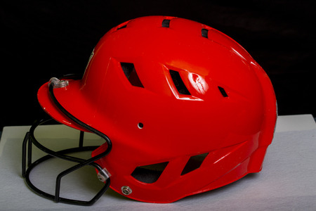 fastpitch: Fastpitch Helmet With Mask