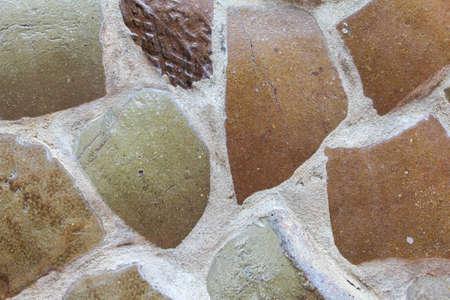 Textured stone photo